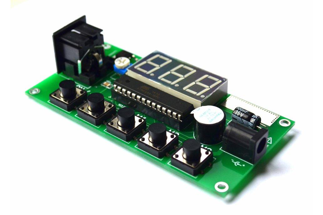 Digital Soldering Iron Controller HAKKO 907 ESD 1