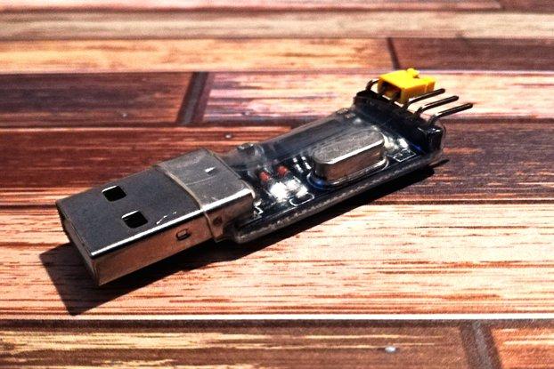 CH340 USB to UART Adaptor