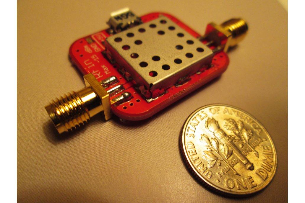 Pre-filtered GPS L1 LNA Ultra Low Noise Amplifier 2