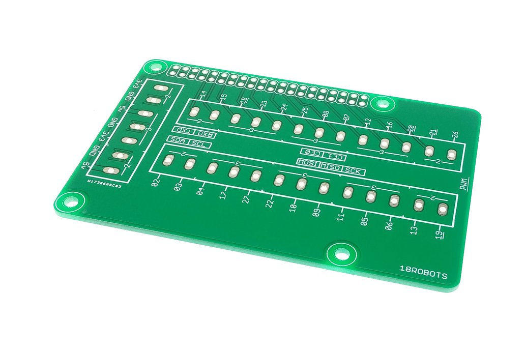 Raspberry Pi Screw Terminal Shield V2 7