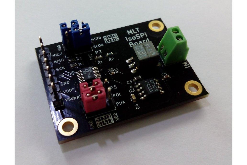 MLT isoSPI Module 5