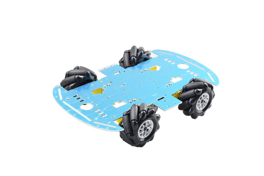 Mecanum Wheel Omni-directional Robot Car Chassis 1