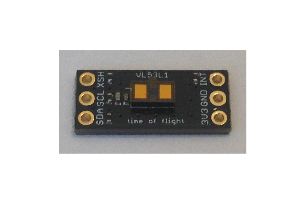 VL53L1 long-range proximity sensor 1
