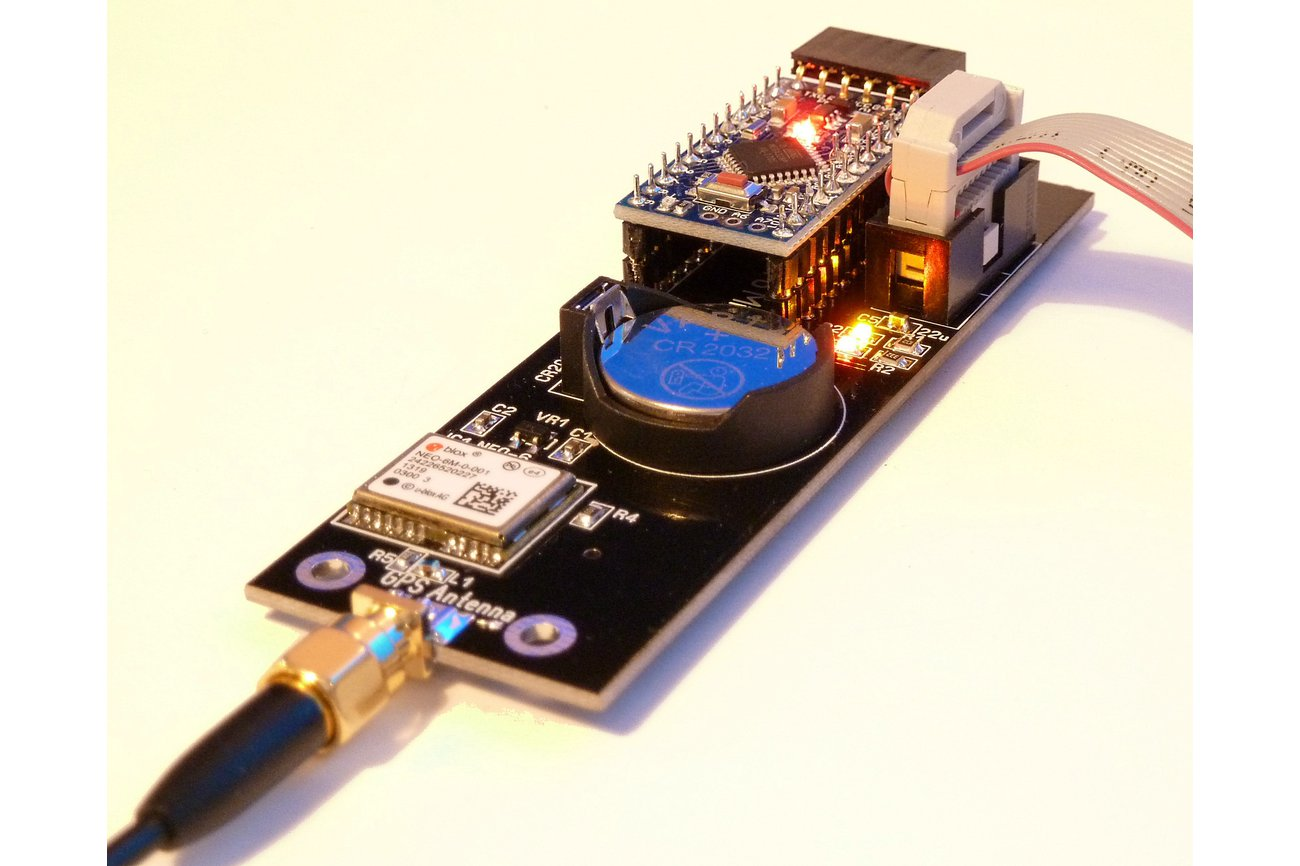 GPS Referenced RF generator 1MHz Out