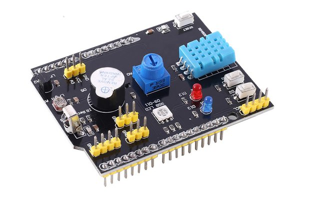 DHT11 Multi-function Expansion Board (GY18802)