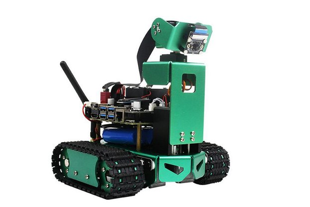 Jetbot AI robot Kit with HD Camera