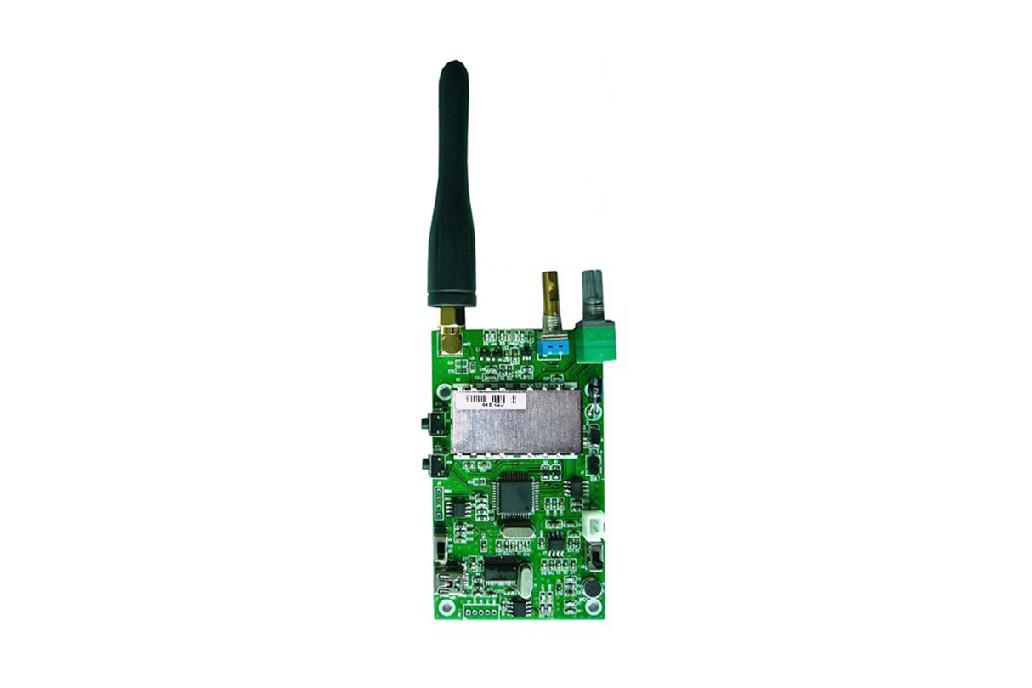 FRS_DEMO_B demo board (for 2W  UHF module) 1