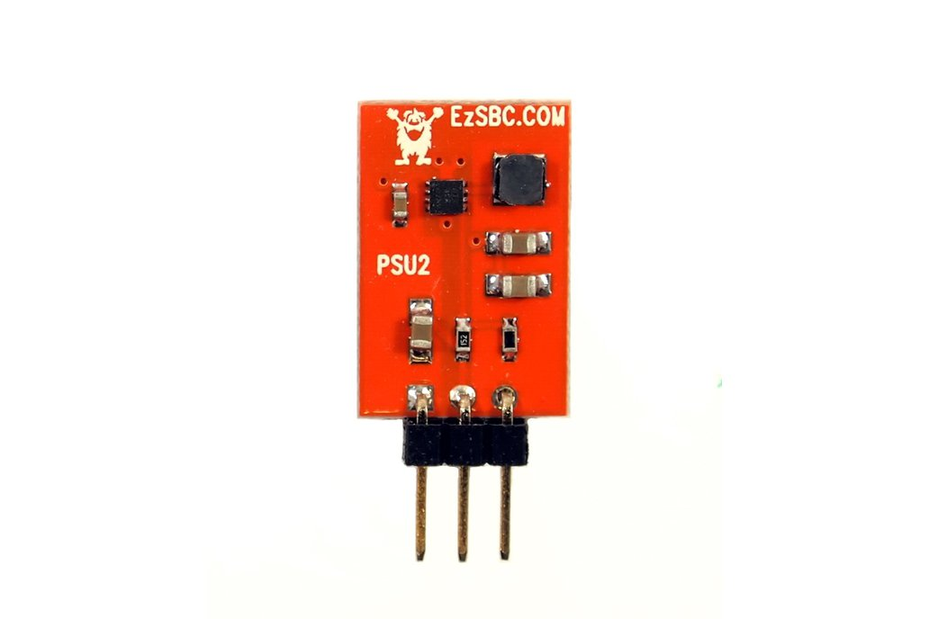 3.3V 1A Switch-Mode Voltage Regulator 2