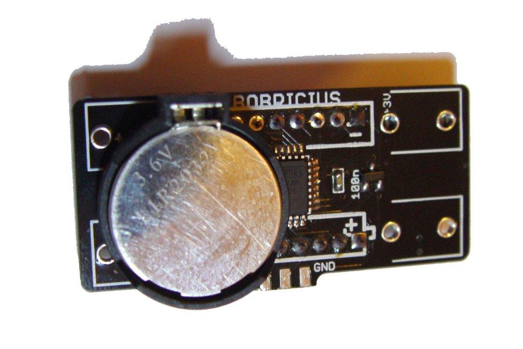 LSP64 - LED 8x8 matrix handheld retro Game console 4