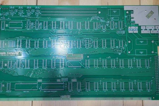 Replica PCB Board Apple 1