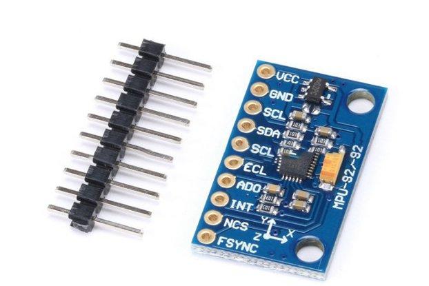 Gy-6500 Mpu6500 6dof Acceleration Gyro Sensor