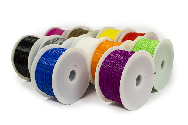 FoxSmart 1.75mm PLA 3D filament - 1KG spool