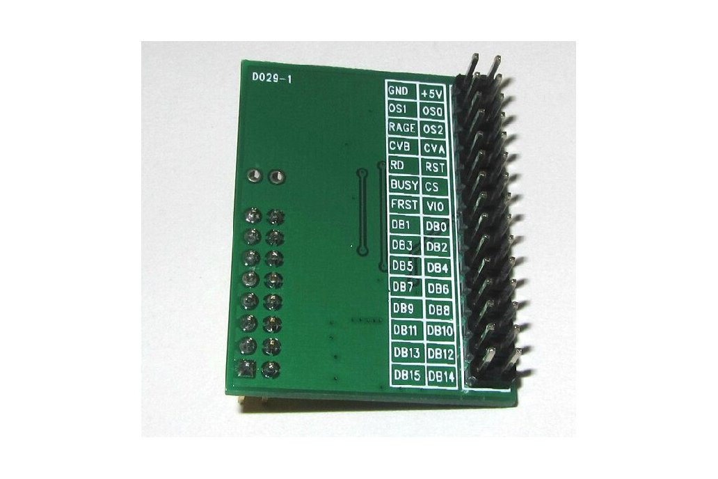 AD7606 data acquisition module 4
