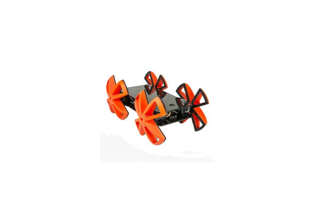 RobotGeek Whegly Robot Kit 4