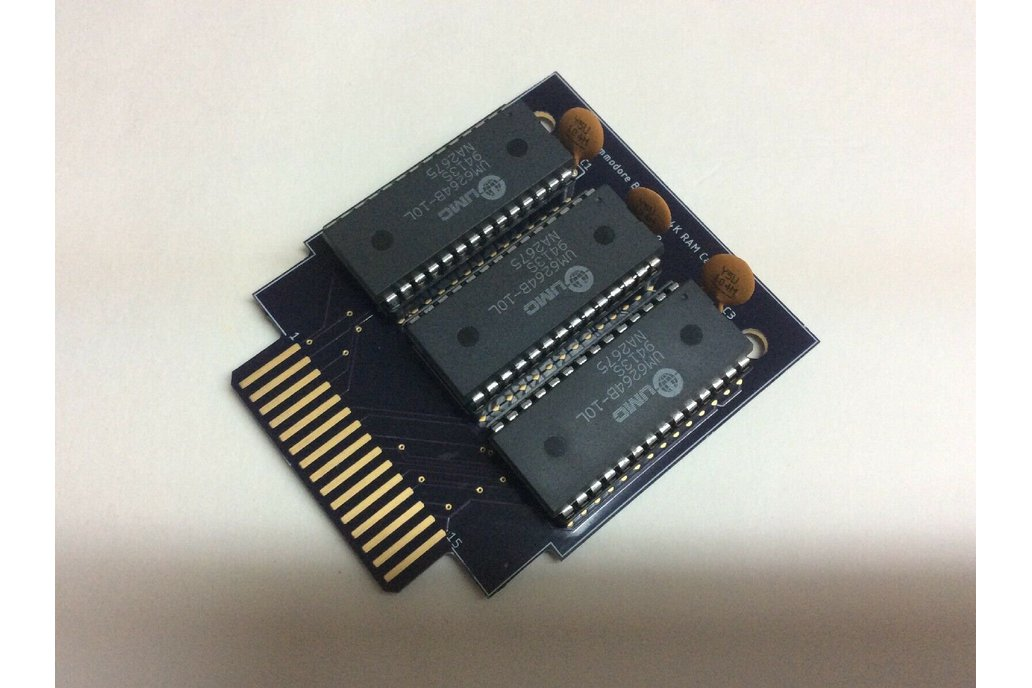 24K Ram Expansion Cartridge for Commodore B Series 1