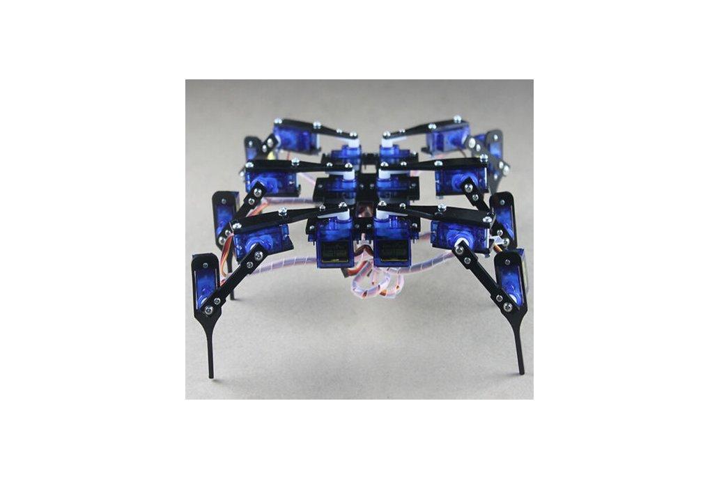18 DOF Spider Robot Kit for learning 2