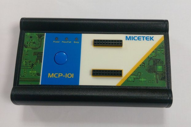 MCU programmer(for ARM Cortex M0 to M7)_MCP-101S