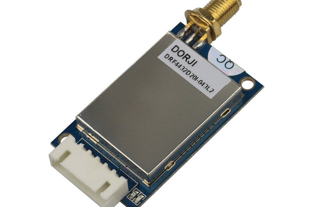 433MHz wireless RS485 interface data radio modem
