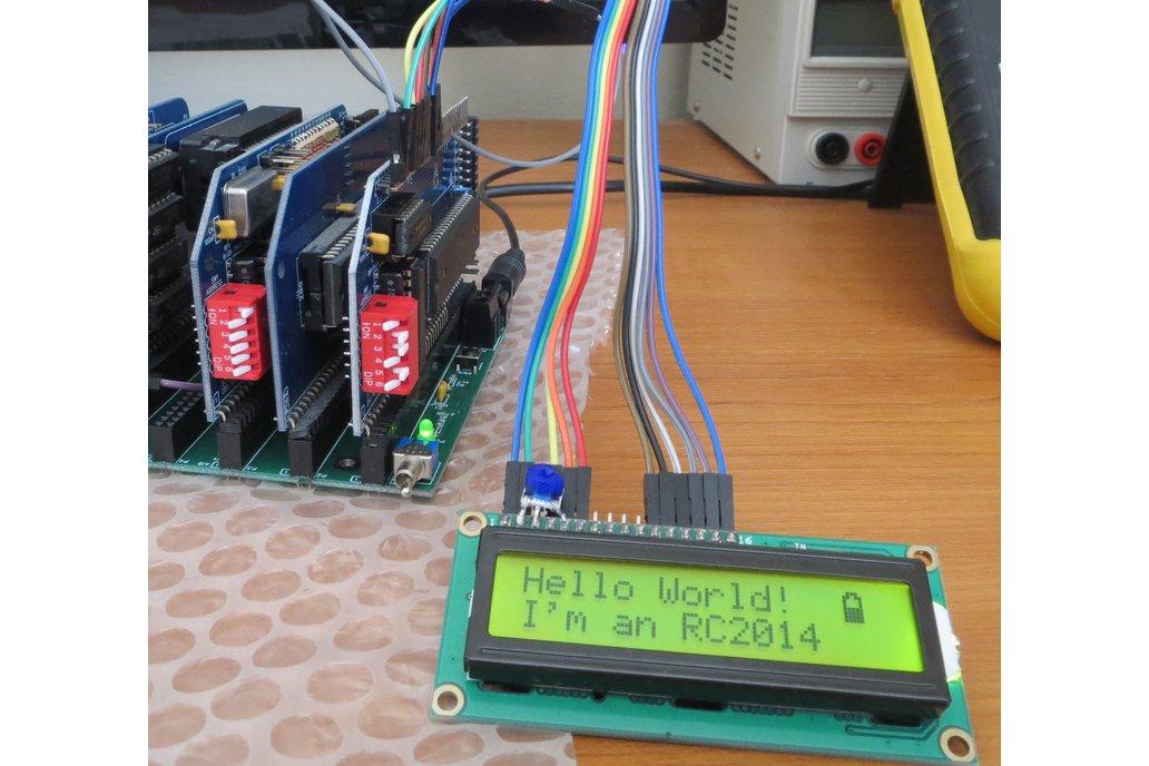 SC103 Z80 PIO Board for RC2014 4