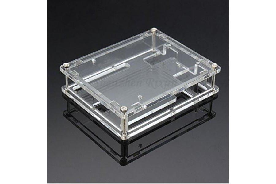 Transparent Enclosure for Arduino Uno