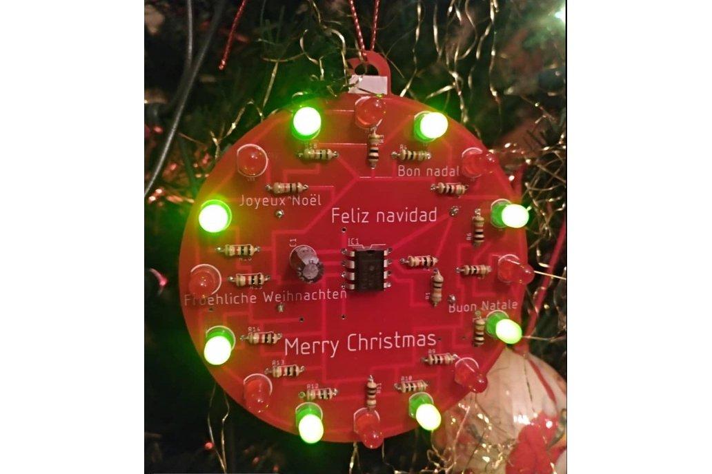 LED Christmas Tree Decoration Kit 1