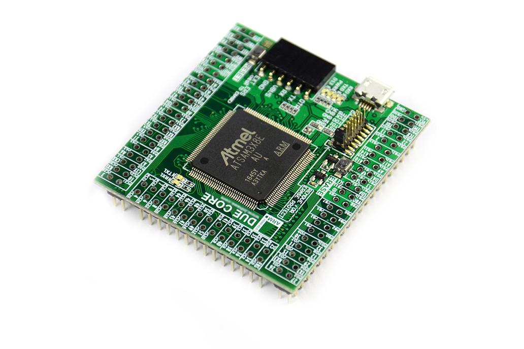 Arduino Compatible DUE-Core SAM3X8E Board 5