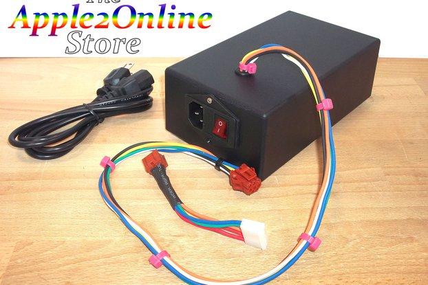 External Power Supply Unit for Apple IIe & IIGS