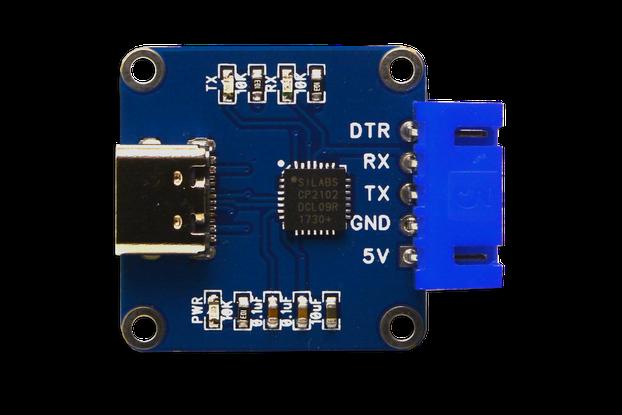 CP2102 USB 2.0 to TTL Serial Converter