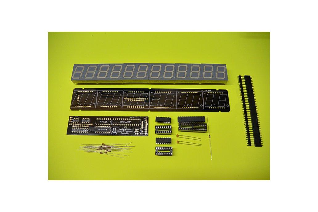 Super 7 Seg Kit 2