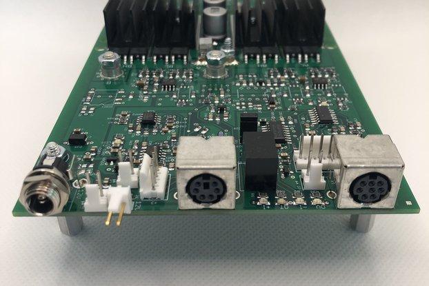 H-Bridge, 36V, 50A, 900W, Integrated Sensors