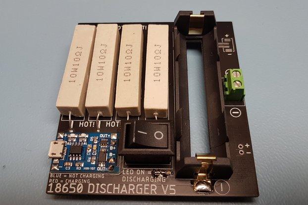18650 discharger