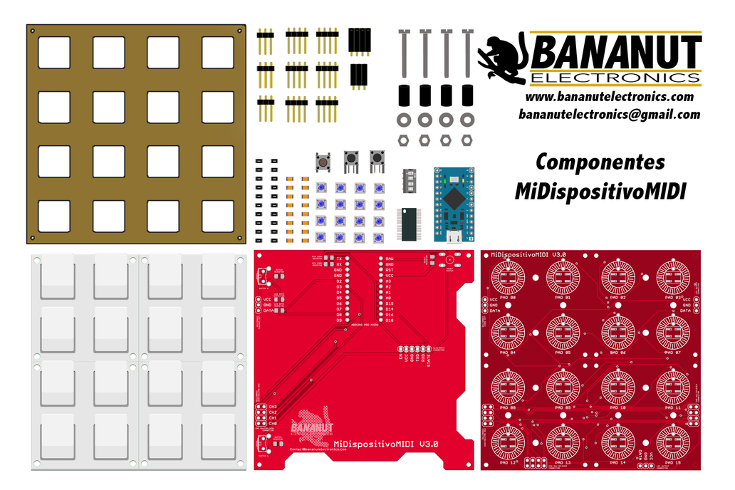 MiDispositivoMIDI V3 - Plug&Play Arduino MIDI 2