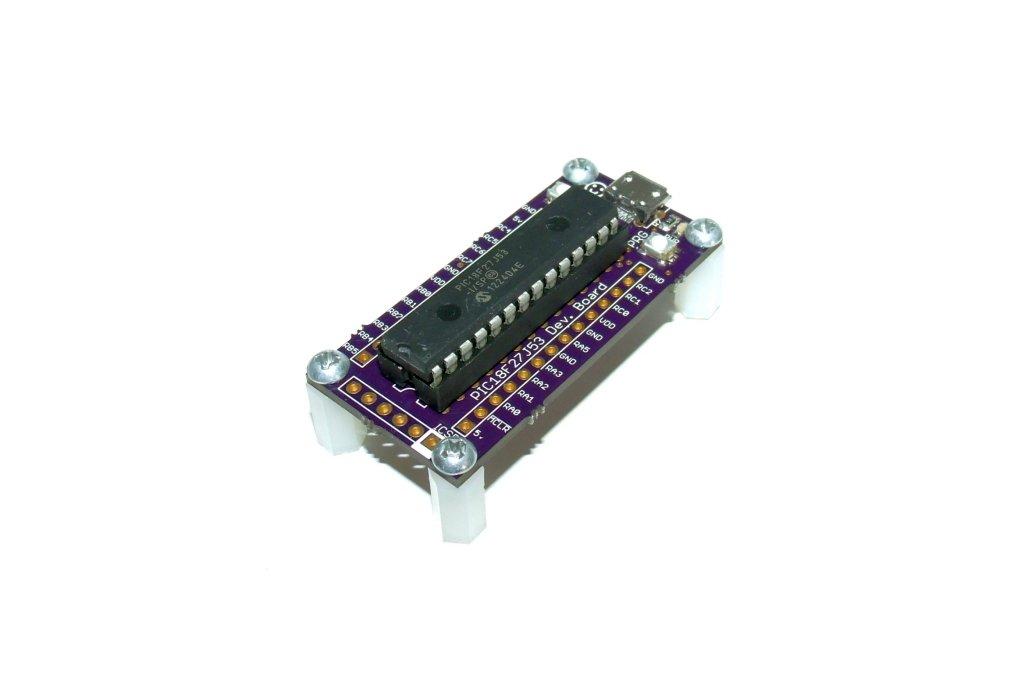 PIC18F27J53 USB Breakout 2