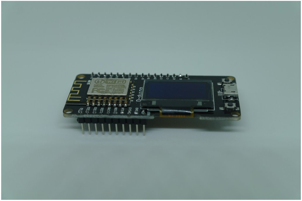 D-duino (ESP8266 & NodeMCU & 0.96 OLED display)  2