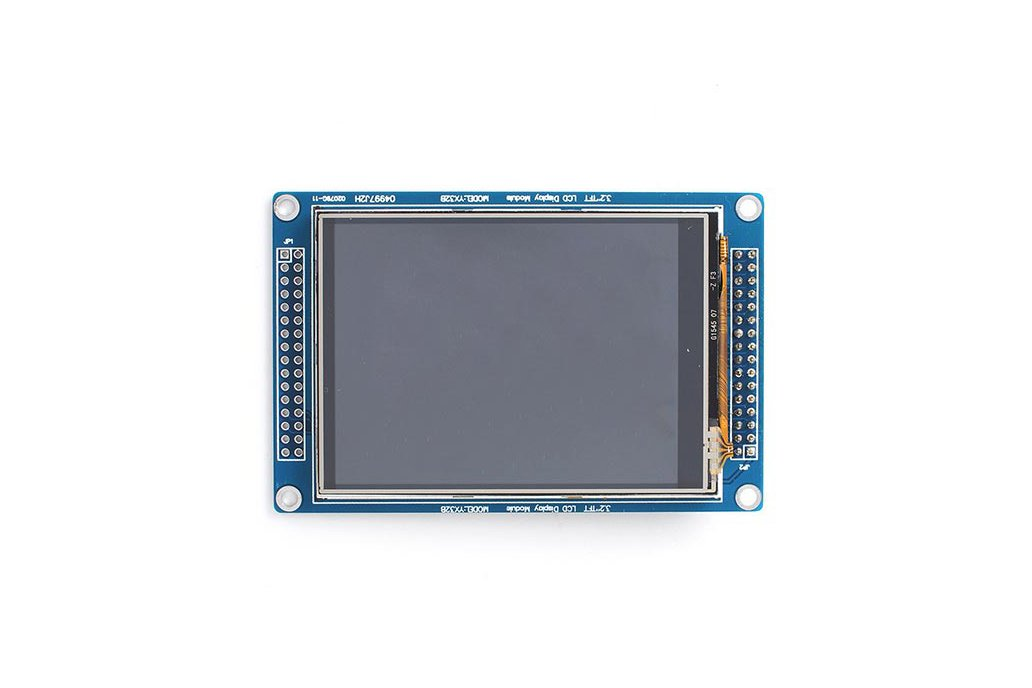 3.2 Inch SSD1289 TFT LCD Display Module Touch Panel For Arduino 2