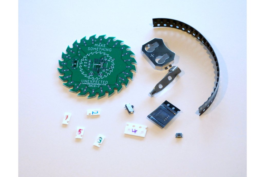 Unexpected Maker Badge 2018 Kit 1