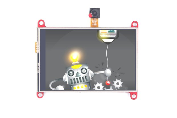 "ESP32 3.5"" TFT Touch(Resistive) with Camera"