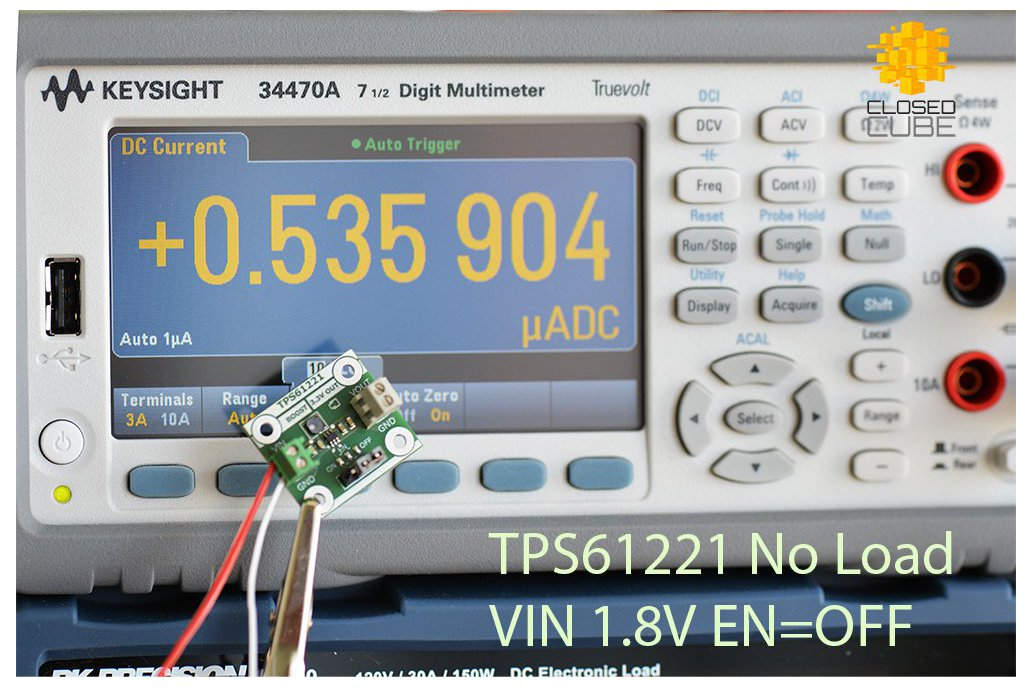 TPS61221 Low Input (from 0.7V) Boost 3.3V Breakout 9