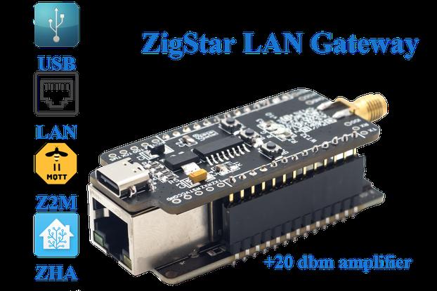 ZigStar LAN Gateway