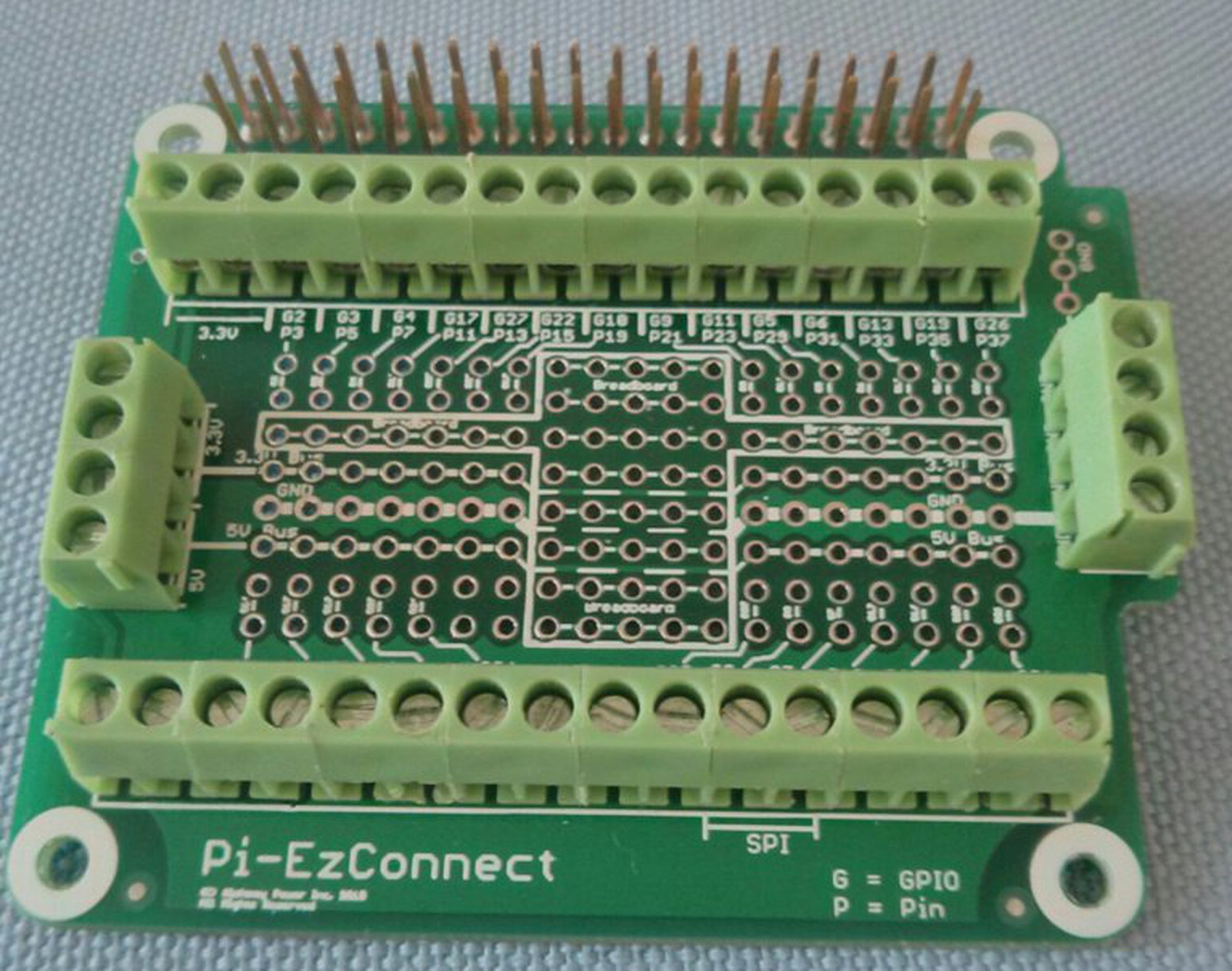 Pi Uptime Ups For A Raspberry From Alchemy Power Inc On Tindie Is Unplugged Before Connecting Anything To The Sale Ezconnect Easy Connect Gpio