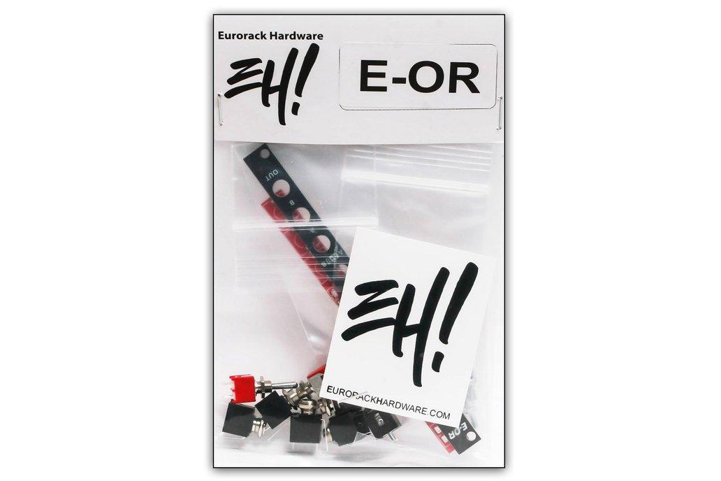 Eurorack Hardware E-OR DIY Kit 1