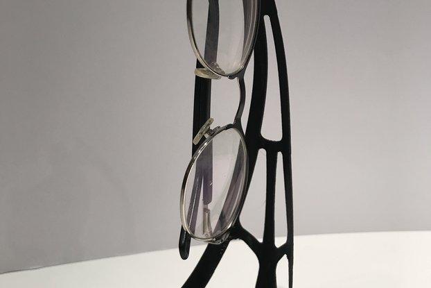 3D printed glasses holder