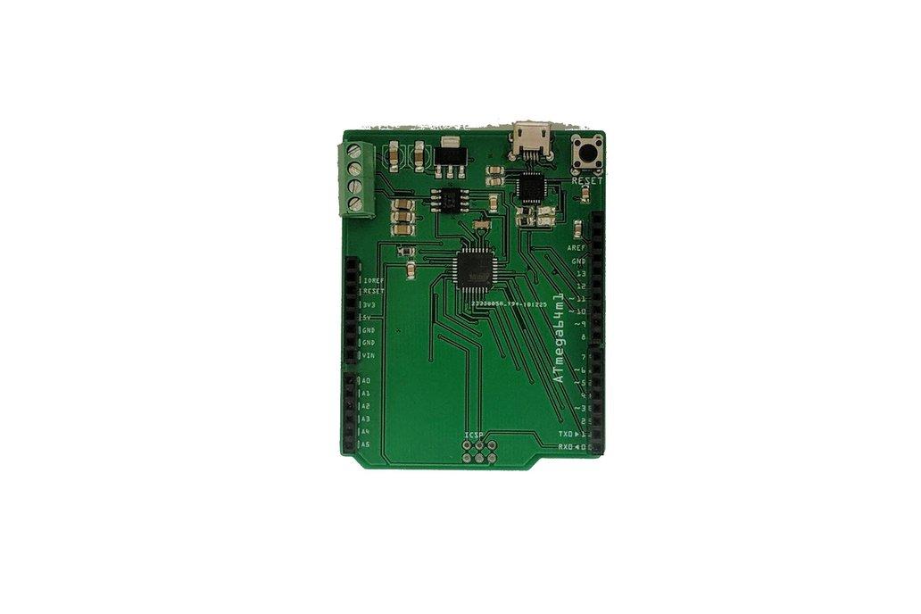 CAN64 IO Board canbus Atmega64m1