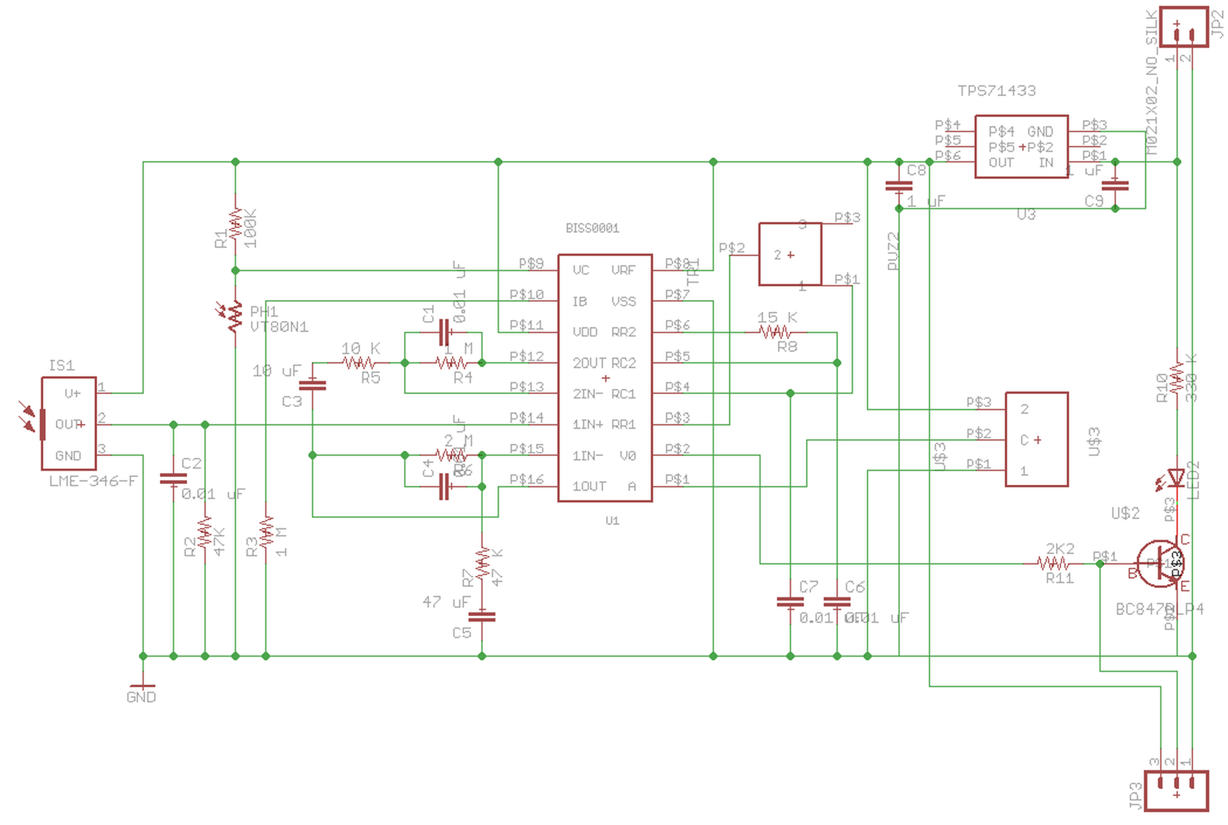 Motion Activated Blackout Light From Pesky Products On Tindie Ace Security Sensor Wiring Diagram 2