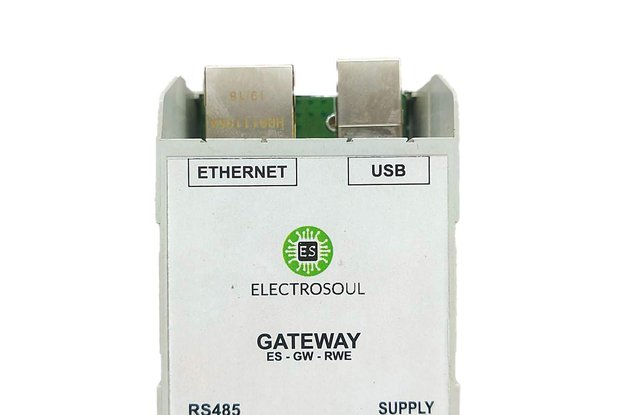 Industrial IoT Gateway | RS485 | ESP32 | Ethernet