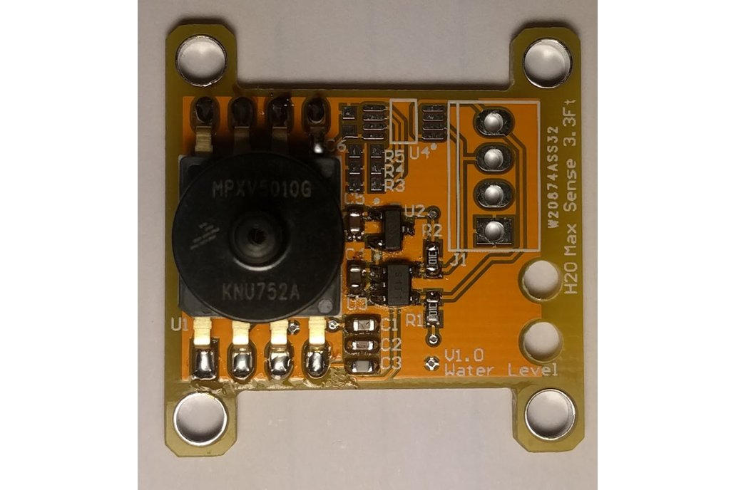 I2C Liquid Level Sensor 1