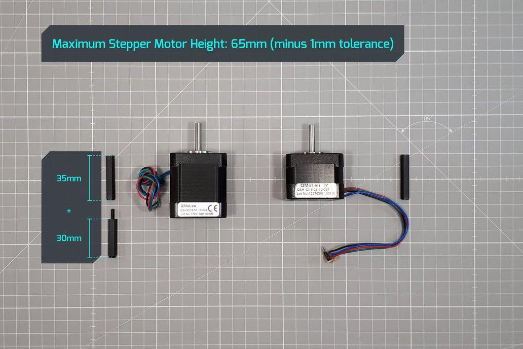 Turntable for Stepper Motor (Kit) 3