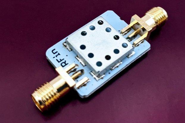 1420 MHz Bandpass Filter Hydrogen Line Radio Astro