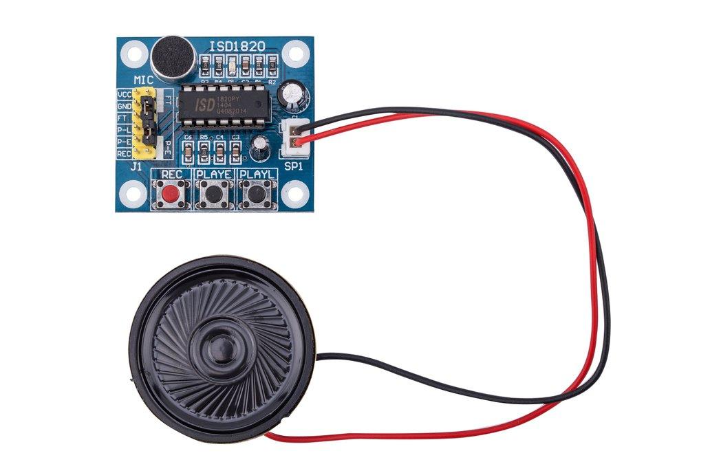ISD1820 Voice Recording Module 1