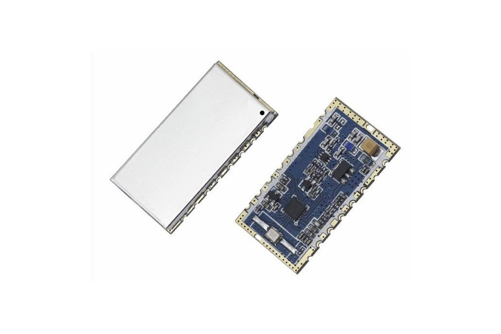 SI4463 wireless transceiver high power module 4